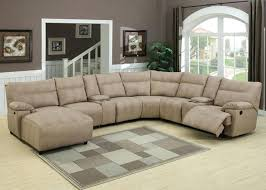 Sectional Sofas With Recliners Sectional Sofa With Chaise Lounge And Recliner Sectional Sofas