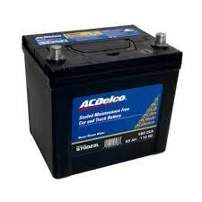 battery car acdelco batteries