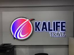 travel bureau kalife travel bureau ltd lagos nigeria