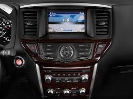 nissan pathfinder 2013 interior 2013 nissan pathfinder radio interior photo automotive com