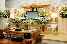 funeral home of japanese style stock photo picture and royalty