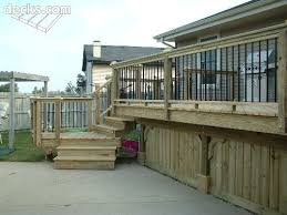 skirting deck picture gallery deck skirting pinterest deck