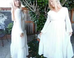 wedding dress 60s etsy