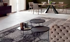billy wood tables seating dining cattelan italia modern