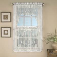 Battenburg Lace Kitchen Curtains by Kitchen Curtain Lace Decorate The House With Beautiful Curtains