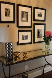 Living Room Wall Table Artistic Designs For Living Foyer Decor House Remodel