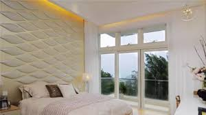 bedroom wall design ideas youtube