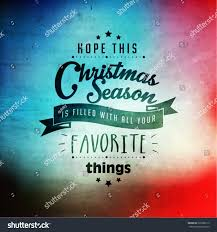 quote happy christmas merry christmas happy new year quote stock vector 220388119