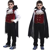Halloween Vampire Costumes Aliexpress Buy Free Shipping Earl Vampire Costume