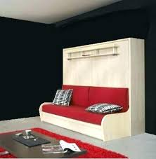 armoire lit escamotable avec canape armoire canape lit ultralab co