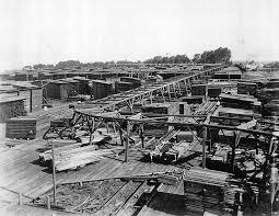 Backyard Monorail Lumber Yard Monorail Cranes