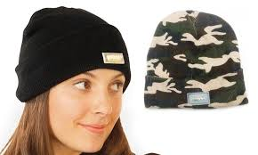 Knit Cap With Led Light Led Headlamp Beanie Groupon Goods