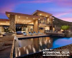 villa style homes stylish designs of luxury villas beautiful and comfort interior