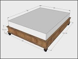 King Size Bed Frame Width Mattresses Bed Dimensions Size Bed Frame King Size