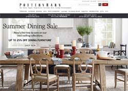 Pottery Barn E Commerce Pottery Barn Furniture Delivery Too Slow Research Says Home
