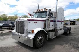 peterbilt truck dealer 1995 peterbilt 379 tandem axle sleeper cab tractor for sale by