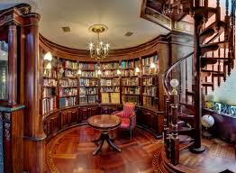 Cozy Home Library Interior Ideas Library Design Interiors - Library interior design ideas