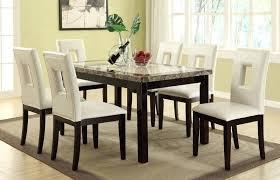 White Dining Room Table And 6 Chairs Dining Room Chair Sets 6 White High Gloss Extending Dining Table