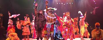 festival lion king returns walt disney