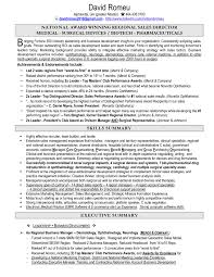 free resume templates sales lead samples retail inside perfect