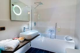 Spa Bathroom Decorating Ideas by Dazzling Bathroom Decoration Featuring Jacuzzi Shower Combination