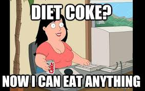 Everything Meme - diet coke now i can eat everything memes and comics