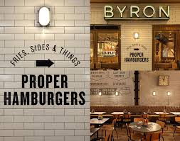 byron burger english walls