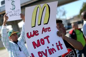 mcdonald u0027s workers claim managers recommend treating burns with