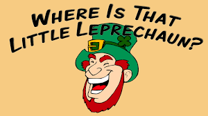 where is that little leprechaun funny st patrick u0027s day song