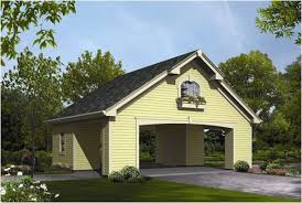 attached 2 car garage plans carport and garage plan over 5000 house plans