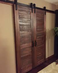 Bedroom Barn Doors by Bedroom Walk In Closet Doors Love The 5 Panel Doors With
