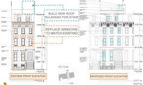 Historic Italianate Floor Plans Hdc Testimony For Lpc Hearing On October 13 2015 Historic