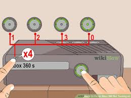 orange light on xbox one power supply how to fix an xbox 360 not turning on with pictures wikihow