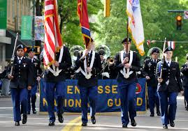 Battle Flag Of The Army Of Tennessee Forscom Chief Of Staff Joins Chattanooga Military Celebration