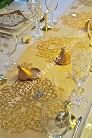 set de table originaux inspiration mariage oriental décoration de table déco table