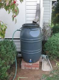 making a rain barrel how to build a house