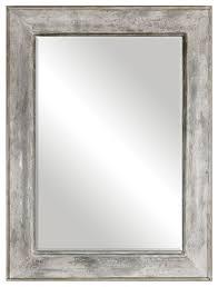 Uttermost Mirrors Dealers Uttermost Morava Rust Aged Gray Mirror Farmhouse Wall Mirrors