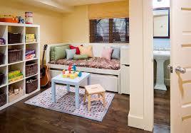 Ikea Kura Bed look Boston Eclectic Kids Decoration ideas with