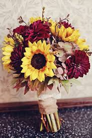 fall wedding bouquets 10 ideas for fall wedding flowers that will make your wedding pop