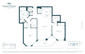 Parkland Residences Floor Plan by Marina Palms Riteway Properties Lll Inc