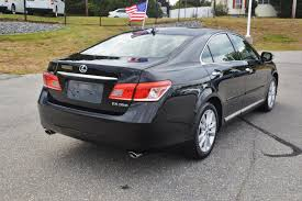 lexus pre certified vehicles pre owned 2011 lexus es 350 4dr sdn 4dr car in lawrence c5950a