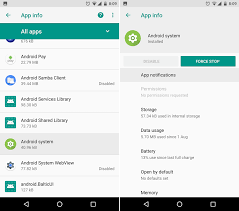 apps running in background android how to hide apps running in the background notification on