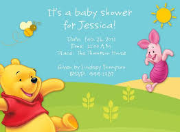winnie the pooh baby shower invitations free winnie the pooh baby shower invitations ideas all