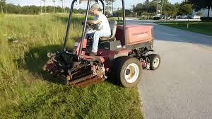 peugeot 209 for sale 2001 toro 6500 d reelmaster w 4520 hours w peugeot xud9 diesel