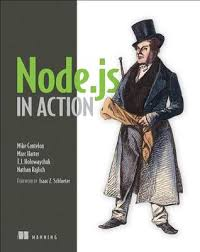 best node js books node js in action by mike cantelon