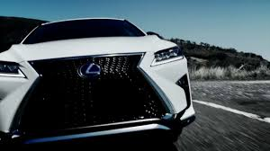lexus indonesia the lexus rx 200t f sport youtube