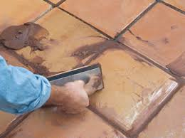 How To Clean A Concrete Patio by How To Lay Tile Over Concrete Extreme How To