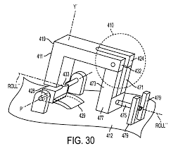 patent us7443382 scroll wheel carriage google patents