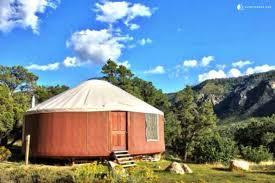 Yurt House Yurt In Colorado