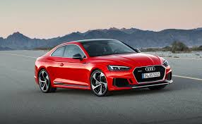 subaru rsti coupe new audi rs5 revealed audi sport delivers its first post rebrand